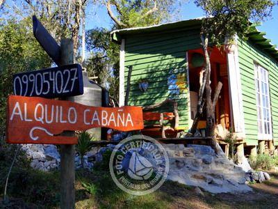 Cabaña Sol y Luna Villa Serrana