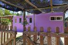 Cabaña Violeta del Bosque Punta del Diablo
