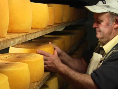 Colonia Suiza: La cuna del queso