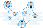 rede de contatos do transporte escolar
