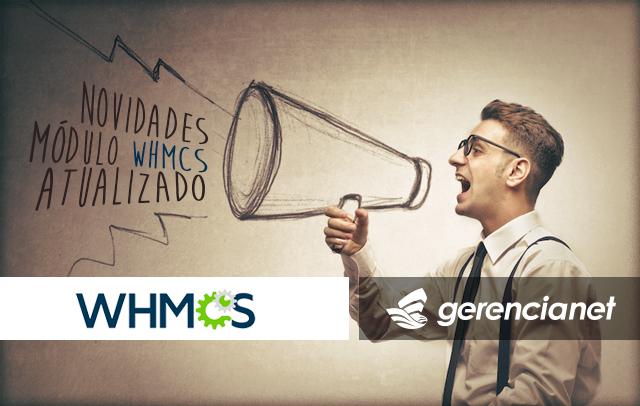 Novidade Gerencianet: novo módulo WHMCS