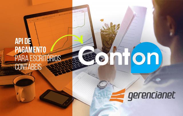 API de pagamento para escritório contábeis: Conton