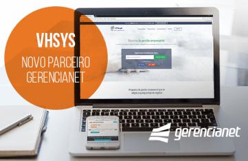 Gerencianet e VHSYS: Gestão empresarial e financeira completa