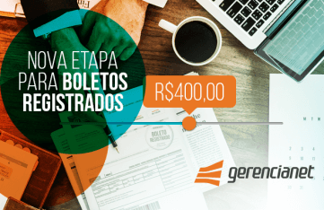 Boletos Registrados R$400