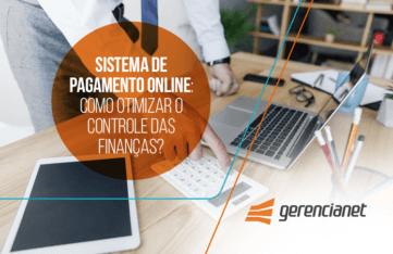 Sistema de pagamento online