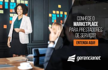 Marketplace para prestadores de serviço