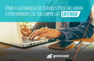 automação de serviços