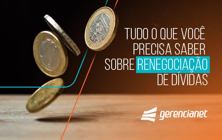 Renegociação de dívidas