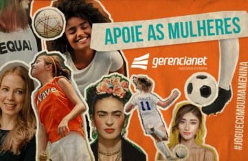 Apoie as mulheres do futebol