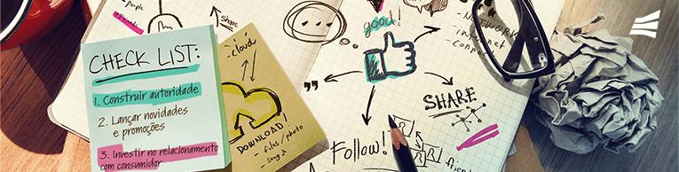 Primeiro passo: conheça cada rede social