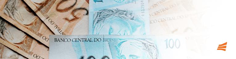Imagens de notas de dinheiro