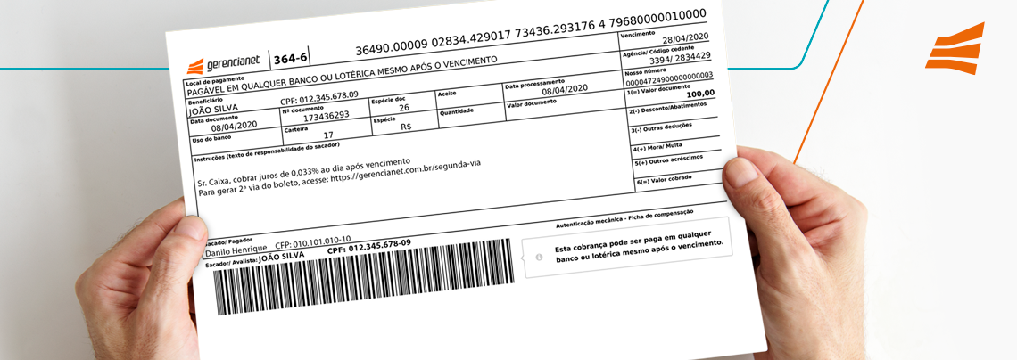 Boleto Gerencianet: agora a especialista tem autonomia para operacionalizar seus próprios boletos