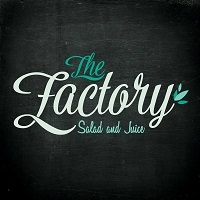 The Factory Salad and Juice