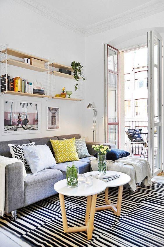 ¿Conoces los trucos en decoración para agrandar tus espacios?