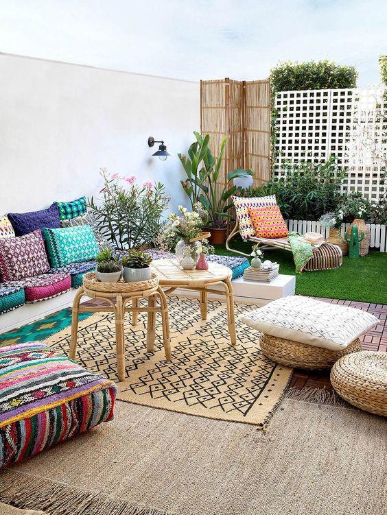 ¿Cómo decorar la terraza estilo Pinterest?