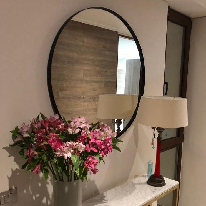 El must del momento: los espejos redondos
