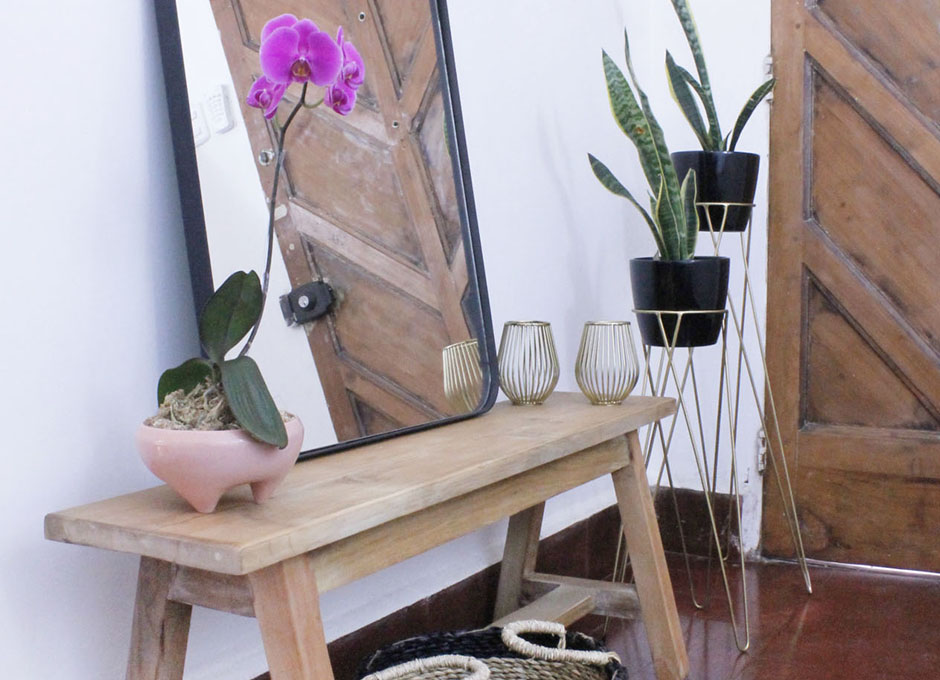 muebles madera reutilizada