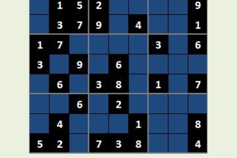 Sudoku en Excel