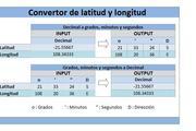 Small convertor de latitud y longitud en excel