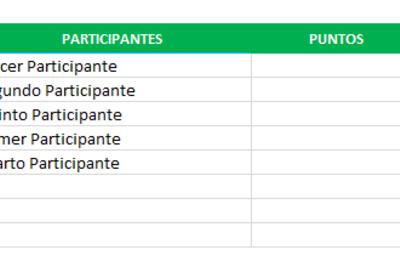 Prode-Quiniela de la Copa América 2016 en Excel