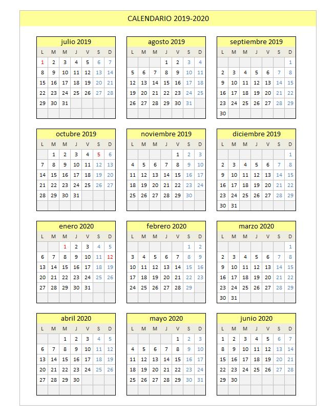 Calendario Colombia 2020.Planillaexcel Descarga Plantillas De Excel Gratis