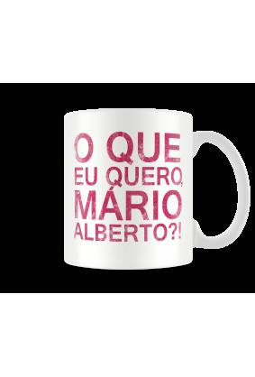 Caneca Mario Alberto