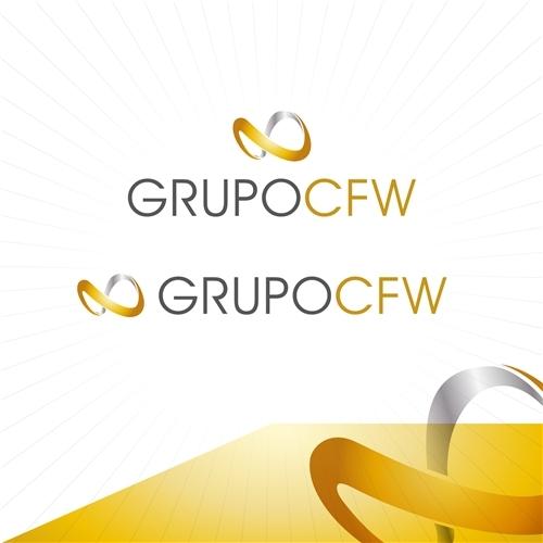 Exemplo de Logo do designer dn.designer para GrupoCFW