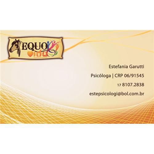 Exemplo de Logo e Cartao de Visita do designer t_zanetti para Equovida
