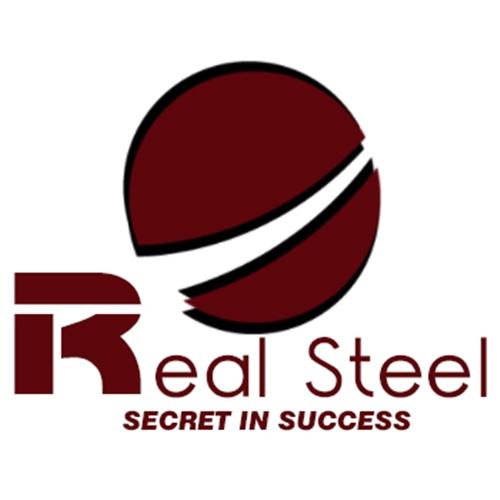 Exemplo de Logo do designer marcellosramos para Real Steel