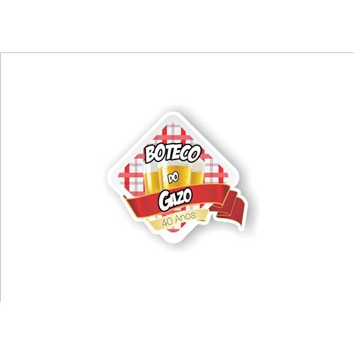 Exemplo de Logo do designer startcreative para Boteco do Gazo