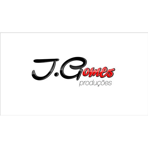 Exemplo de Logo do designer startcreative para J.Gomes produçoes
