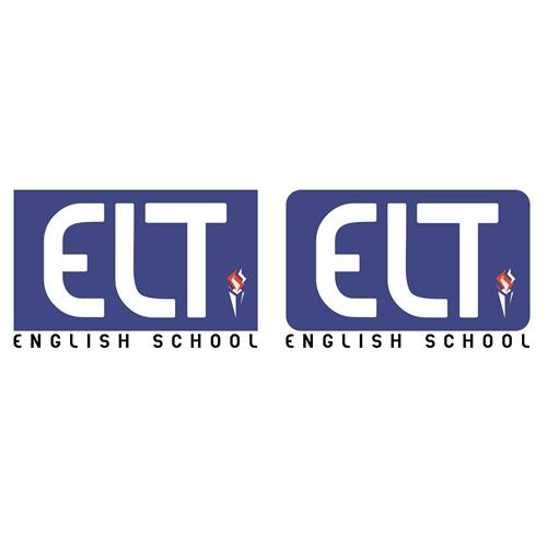 Exemplo de Logo do designer fernando_sadao para ELT - English School