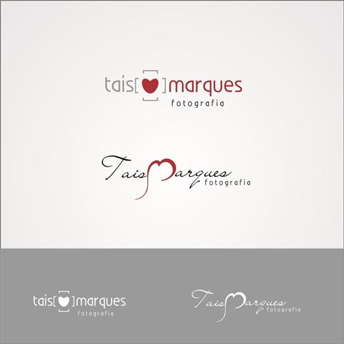 Exemplo de Logo do designer Nathalia_Russo para Tais Marques
