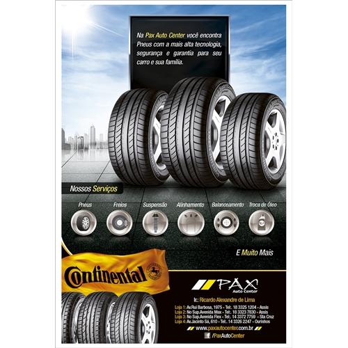 Exemplo de Anúncio para Revista/Jornal do designer evertonsilvaa para Pax Auto Center: Anúncio Institucional