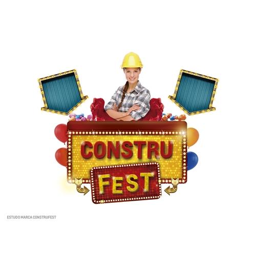 Exemplo de Logo do designer evertonsilvaa para Marca Campanha Constru Fest