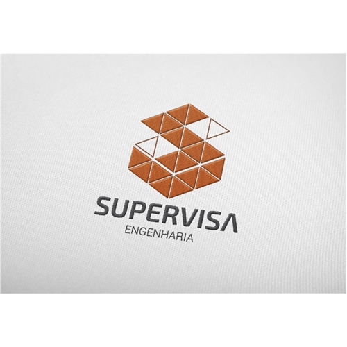 Exemplo de Logo do designer douglasneves para Supervisa Engenharia