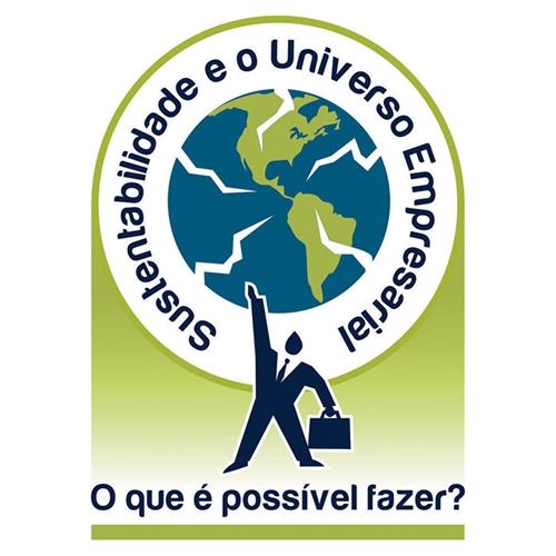 Exemplo de Logo do designer Brandman para Sustentabilidade