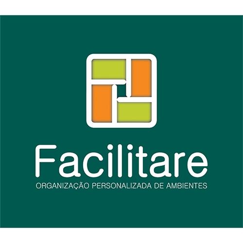 Exemplo de Logo do designer Brandman para Facilitare