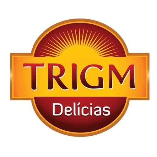 Exemplo de Logo do designer Brandman para Trigm