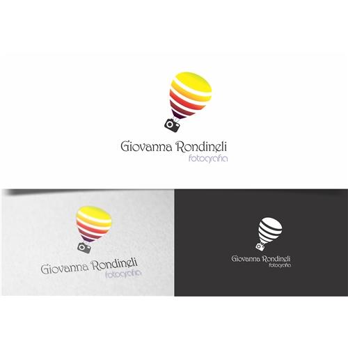 Exemplo de Logo do designer Fernando Rondineli.designer para Giovanna Rondineli