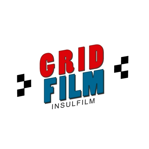 Exemplo de Logo do designer Nascimento(nasci) para grid insulfilm