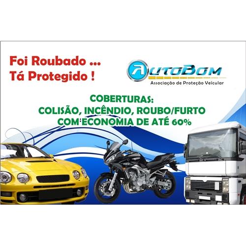Exemplo de Anúncio para Revista/Jornal do designer Diego Rodrigues de Souza para Auto bom