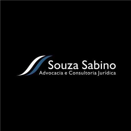 Exemplo de Logo do designer Liliane M. para Souza Sabino Advogados