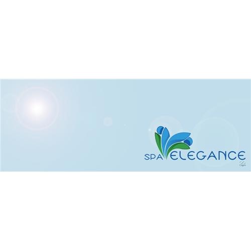 Exemplo de Capa para Facebook do designer leticiacoelholima para #spaelegance