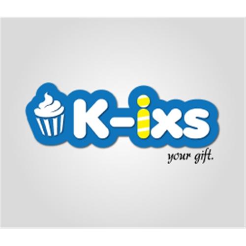 Exemplo de Logo do designer arthur.gomes03 para Logo K-ixs (Lê-se Cakes)