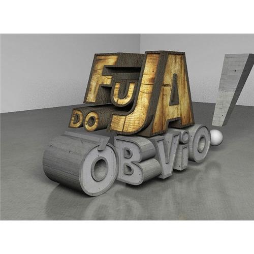 Exemplo de Logo do designer marcus.diretor para Fuja do Obvio