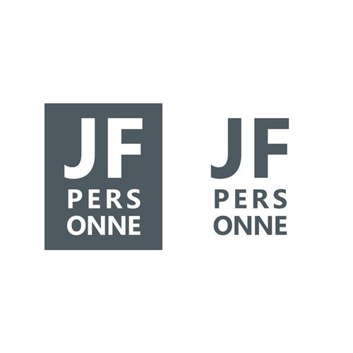 Exemplo de Logo do designer fc-ca para Logo JF Personne