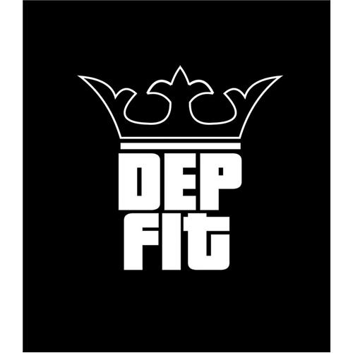 Exemplo de Logo do designer DanCorleone para Depfit