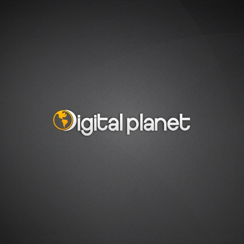 Exemplo de Logo do designer lucasduartesouza para Digital Planet - logotipo