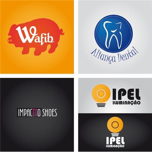 Exemplo de Logo do designer Bezerra para LOGOS
